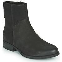 Topánky Ženy Čižmičky Vagabond CARY Čierna