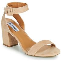 Topánky Ženy Sandále Steve Madden MALIA Béžová