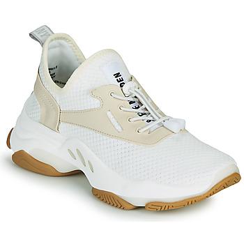 Topánky Ženy Nízke tenisky Steve Madden MATCH Biela / Béžová