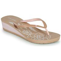 Topánky Ženy Žabky Isotoner FRADA Béžová