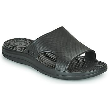Topánky Muži športové šľapky Isotoner MONA Čierna
