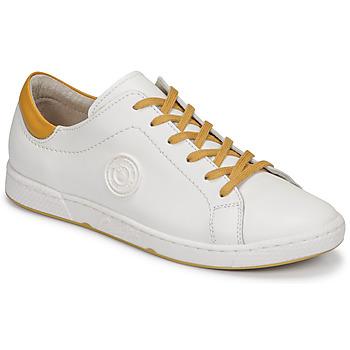 Topánky Ženy Nízke tenisky Pataugas JAYO F2G Biela / Okrová-svetlá hnedá