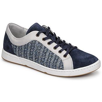 Topánky Ženy Nízke tenisky Pataugas JOHANA F2E Námornícka modrá