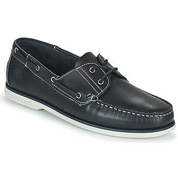 Topánky Muži Námornícke mokasíny Lumberjack NAVIGATOR Námornícka modrá