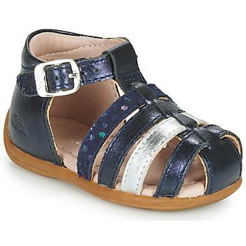 Topánky Dievčatá Sandále Aster OFILIE Námornícka modrá