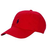 Textilné doplnky Muži Šiltovky Polo Ralph Lauren HSC01A CHINO TWILL Červená