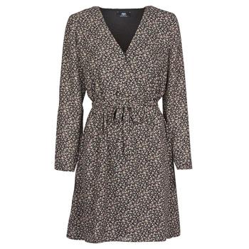Oblečenie Ženy Krátke šaty Le Temps des Cerises MIA Čierna