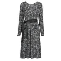 Oblečenie Ženy Krátke šaty Le Temps des Cerises CANDY Čierna