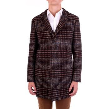 Oblečenie Muži Kabáty Manuel Ritz 2932C4448-203731 Marrone