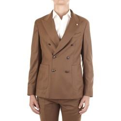 Oblečenie Muži Saká a blejzre Manuel Ritz 2932G2738Y-200501 Cammello