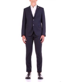 Oblečenie Muži Obleky Manuel Ritz 2932A3318-203554 Blu