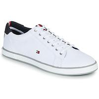 Topánky Muži Nízke tenisky Tommy Hilfiger H2285ARLOW 1D Biela