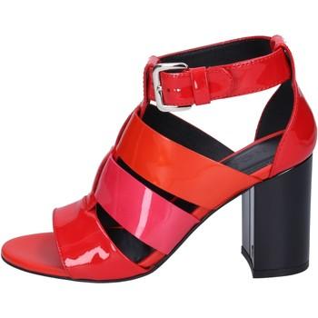 Topánky Ženy Sandále Hogan BK646 Červená