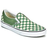 Topánky Muži Slip-on Vans CLASSIC SLIP ON Zelená