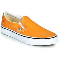 Topánky Ženy Slip-on Vans CLASSIC SLIP ON Žltá