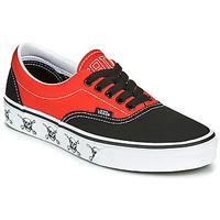 Topánky Nízke tenisky Vans ERA Čierna / Červená