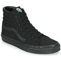 Topánky Muži Členkové tenisky Vans SK8 HI Čierna