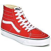 Topánky Členkové tenisky Vans SK8 HI TAPERED Červená