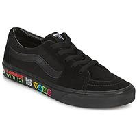 Topánky Členkové tenisky Vans SK8 LOW Čierna