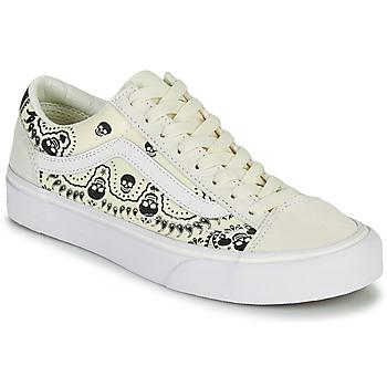 Topánky Nízke tenisky Vans STYLE 36 Béžová / Čierna