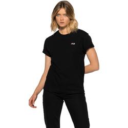 Oblečenie Ženy Tričká a polokošele Fila 687469 čierna