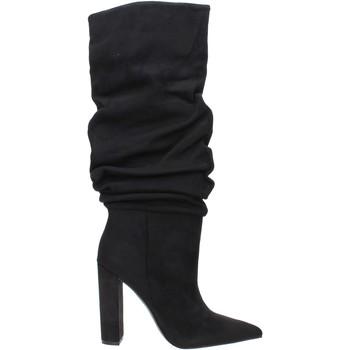 Topánky Ženy Čižmičky Steve Madden SMSSLOUCH-BLK čierna