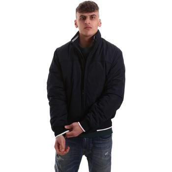 Oblečenie Muži Saká a blejzre Navigare NV67062 Modrá