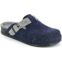 Topánky Muži Papuče Grunland CI1016 Modrá