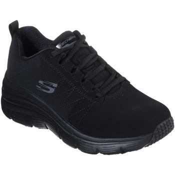 Topánky Ženy Módne tenisky Skechers 88888366 čierna