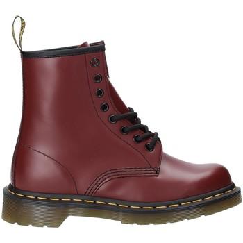 Topánky Ženy Čižmičky Dr Martens DMS1460CRSM10072600 Červená