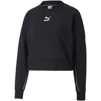 Oblečenie Ženy Mikiny Puma 597637 čierna