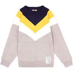 Oblečenie Deti Svetre Losan 023-5001AL Šedá