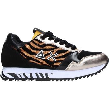 Topánky Ženy Módne tenisky Sun68 Z40228 čierna