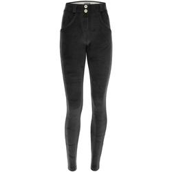 Oblečenie Ženy Nohavice Freddy WRUP1RC010 čierna