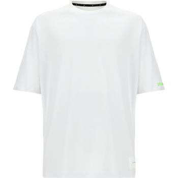 Oblečenie Muži Tričká a polokošele Freddy F0ULTT2 Biely