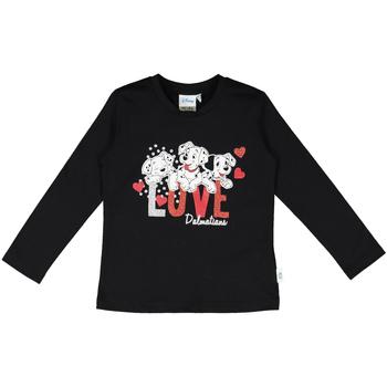 Oblečenie Deti Tričká a polokošele Melby 40C0283DN čierna
