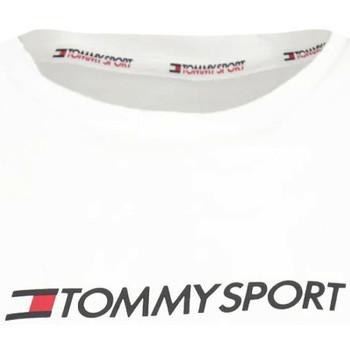 Oblečenie Ženy Tričká a polokošele Tommy Hilfiger S10S100445 Biely