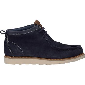 Topánky Muži Mokasíny Docksteps DSE106114 Modrá