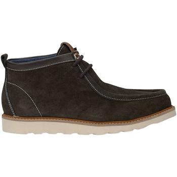 Topánky Muži Mokasíny Docksteps DSE106115 Hnedá