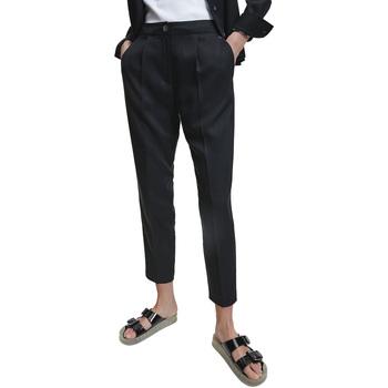 Oblečenie Ženy Nohavice Calvin Klein Jeans K20K202224 čierna