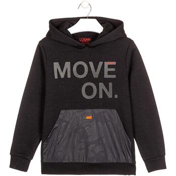 Oblečenie Deti Mikiny Losan 023-6006AL čierna