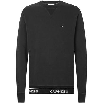 Oblečenie Muži Mikiny Calvin Klein Jeans K10K105589 čierna