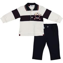 Oblečenie Deti Obleky a kravaty Melby 20K0230 Modrá