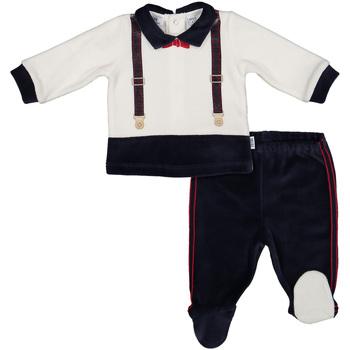 Oblečenie Chlapci Komplety a súpravy Melby 20Q0060 čierna