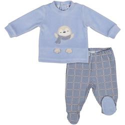 Oblečenie Deti Obleky a kravaty Melby 20Q0840 Modrá