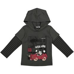 Oblečenie Deti Mikiny Melby 40C2062DN Šedá