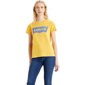 Oblečenie Ženy Tričká a polokošele Levi's 17369-0983 žltá