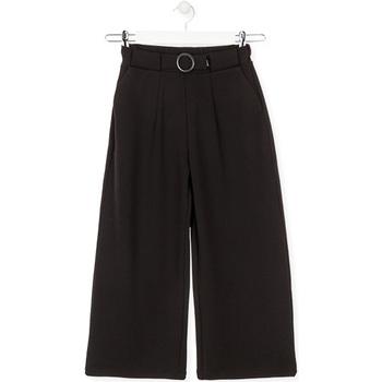 Oblečenie Deti Nohavice Losan 024-6793AL čierna