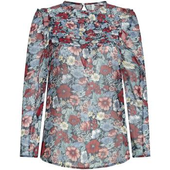 Oblečenie Ženy Blúzky Pepe jeans PL303736 Modrá