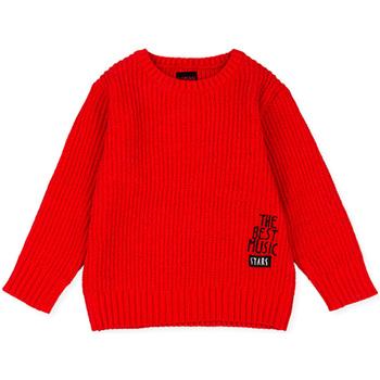 Oblečenie Deti Svetre Losan 025-5000AL Červená